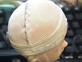 如何做一个娃娃假发套发网,做头发必备的必修课。