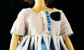 教你制作娃衣纸样!每个人都是小裁缝!