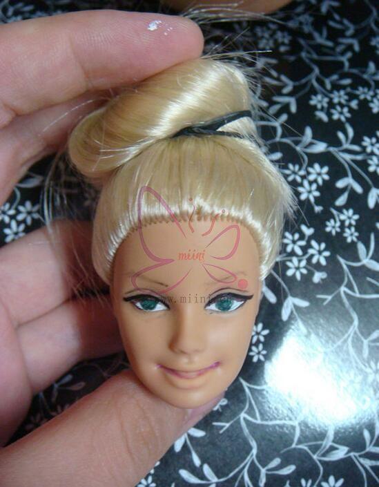 芭比娃娃化妆