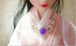 娃娃古装项圈制作教程――不一样的感觉