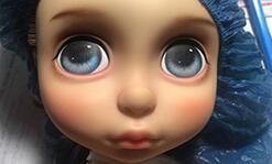 关于沙龙娃娃的改装教程~还是很可爱的!