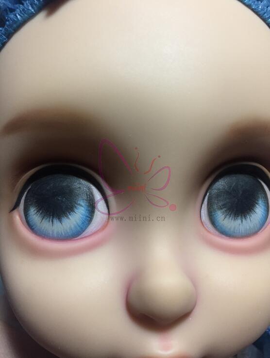沙龙娃娃改妆