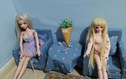 娃用单人mini小沙发制作教程,美丽又可爱。