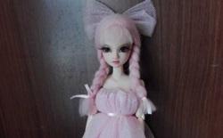 娃娃婚纱裙制作教程,每个娃娃都有做公主的梦!