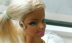 简易娃娃眼泪制作教程,适用于娃娃哭妆。