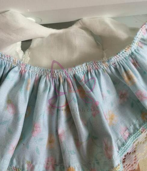 可爱娃娃连衣裙