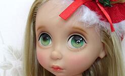 沙龙娃娃改妆基础教程!看了少走弯路!