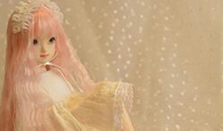 obitsu娃娃改妆教程,从零到整。