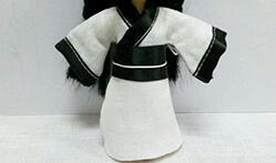 沙龙娃娃简单的小和服制作教程