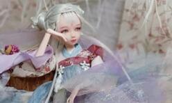 [星座娃改系列]心怡娃娃身体创造处女座小花仙