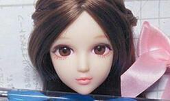 心怡娃娃改妆教程,简单易学,新手娃娘点进来学习啦