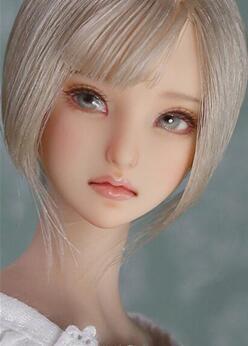 "Obitsu 27娃娃""Custom""美妆美图"