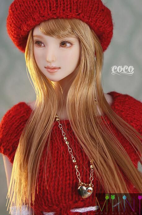 Obitsu 27娃娃