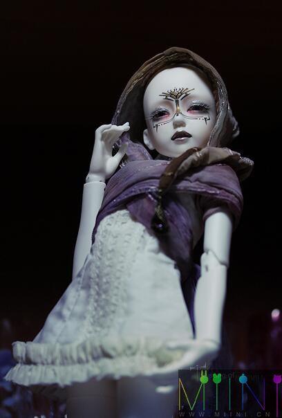 bjd娃娃美妆