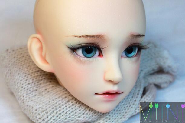 BJD娃娃化妆