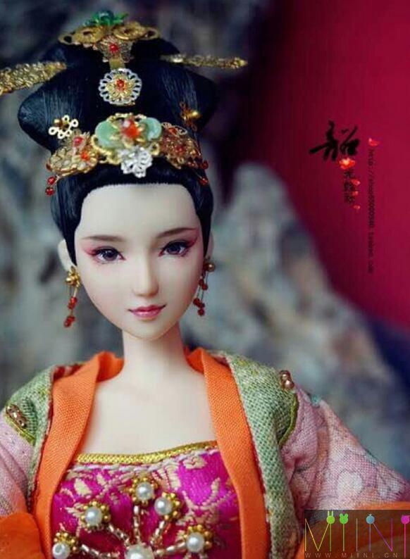 Obitsu娃娃古装