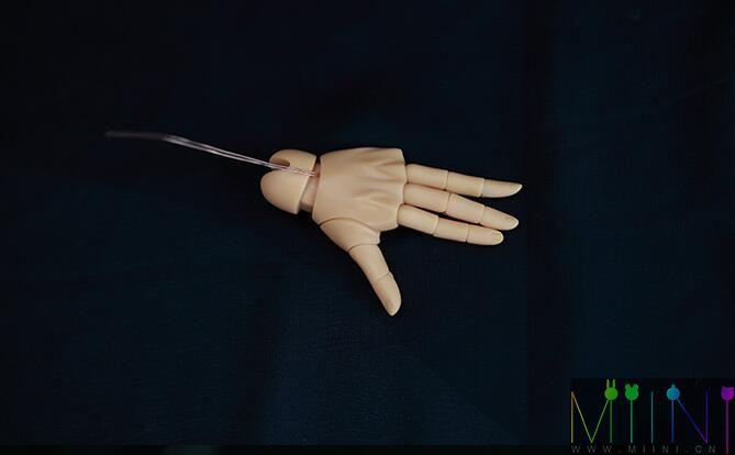 BJD娃娃关节手