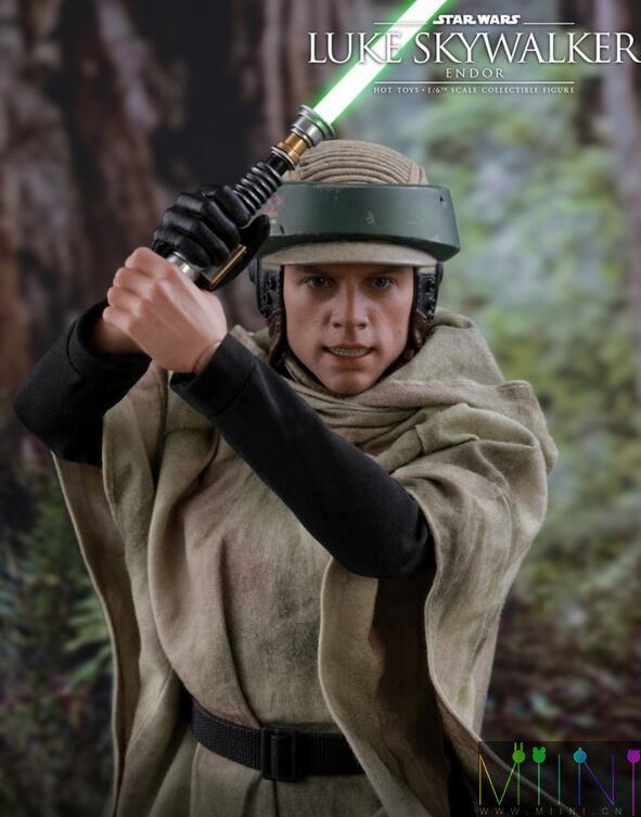 兵人娃娃《星战EP6》卢克