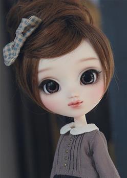 pullip普丽普娃娃美妆展示