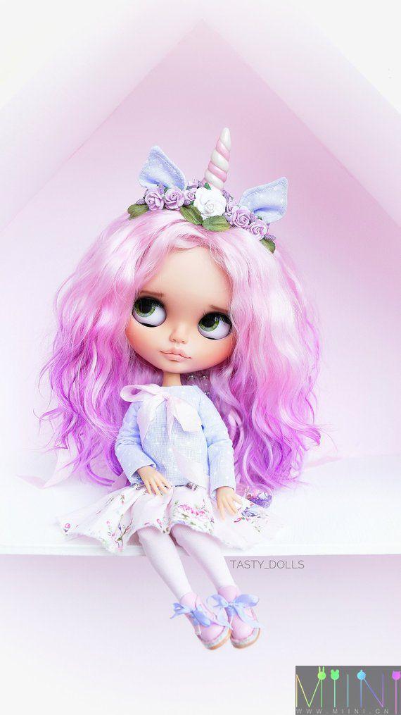 Blythe娃娃《独角兽》
