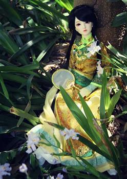 设计师《紫蜓1976》娃衣美图展示