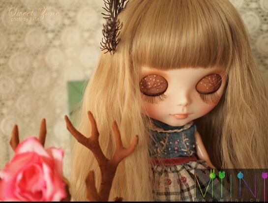 Blythe娃娃,小布娃娃