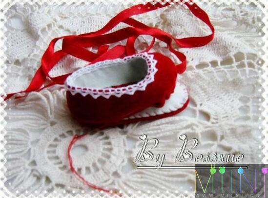 娃娃鞋子制作
