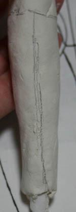 bjd自制制作手臂、腿