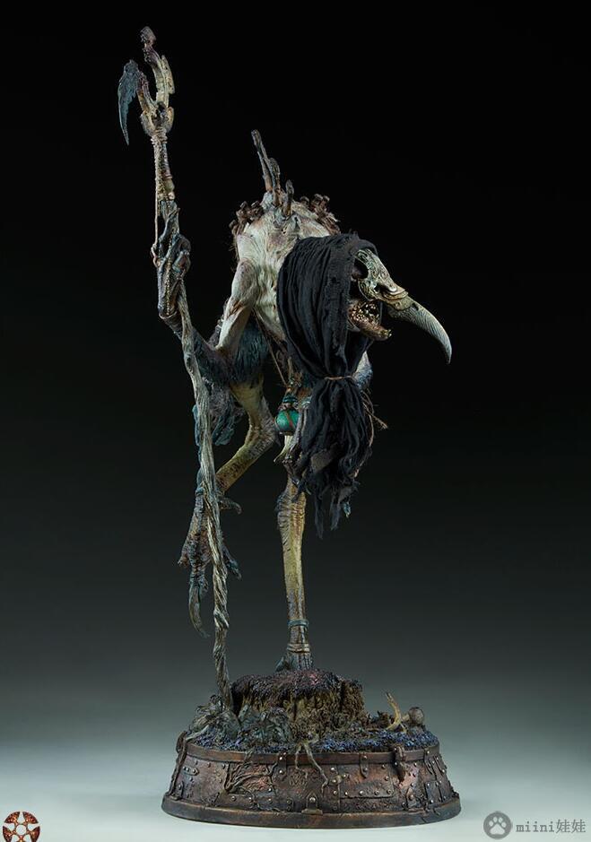 死亡法庭系列 - 天灾军团 Poxxil PF雕像