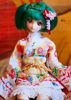 决战平安京,娃娃美图展示