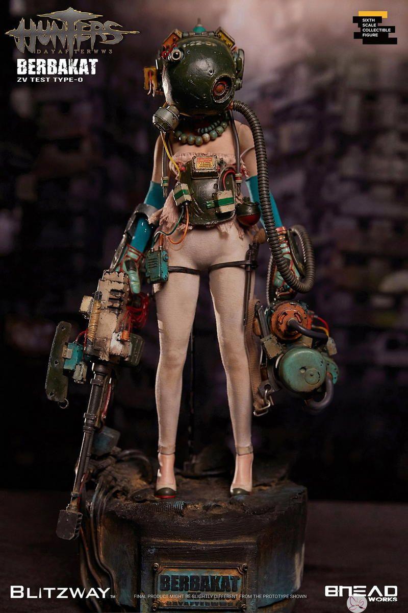 兵人娃娃,记忆装置小女人偶