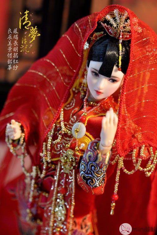 obitsu娃娃