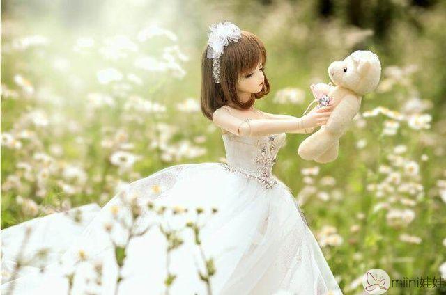 bjd娃娃可爱装