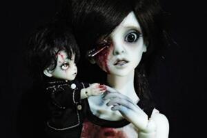 是瑰丽还是诡异?为什么BJD娃娃一直以来都备受争议?