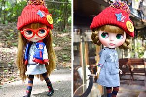 (洗白)小布Blythe娃娃基础科普知识,小布的尺寸和脸模