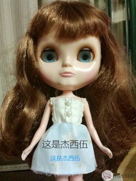 杰西伍娃娃