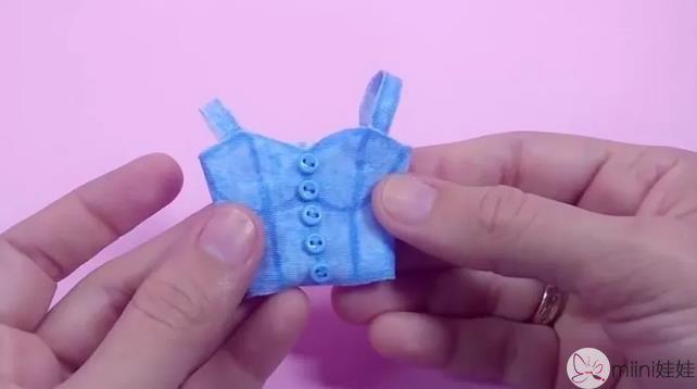 芭比娃娃背心