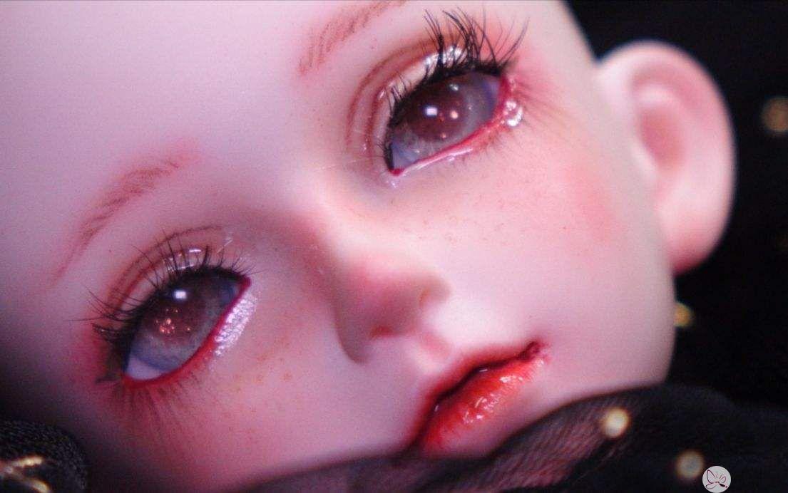 bjd娃娃壮士