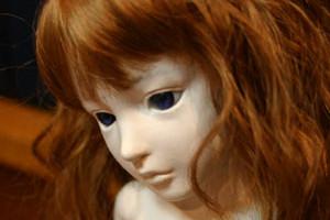 [拾玖]日本aimi的bjd娃娃自制教程-拉筋及调整自立性