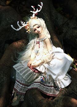 bjd娃娃兽体欣赏,特别的才是最爱的!