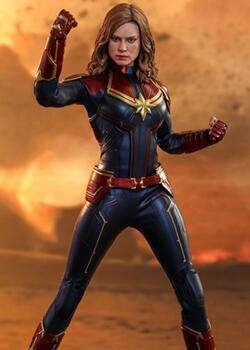 电影《惊奇队长》中的惊奇队长,6分兵人娃娃。