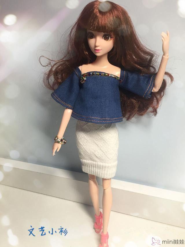 芭比娃娃小衬衫