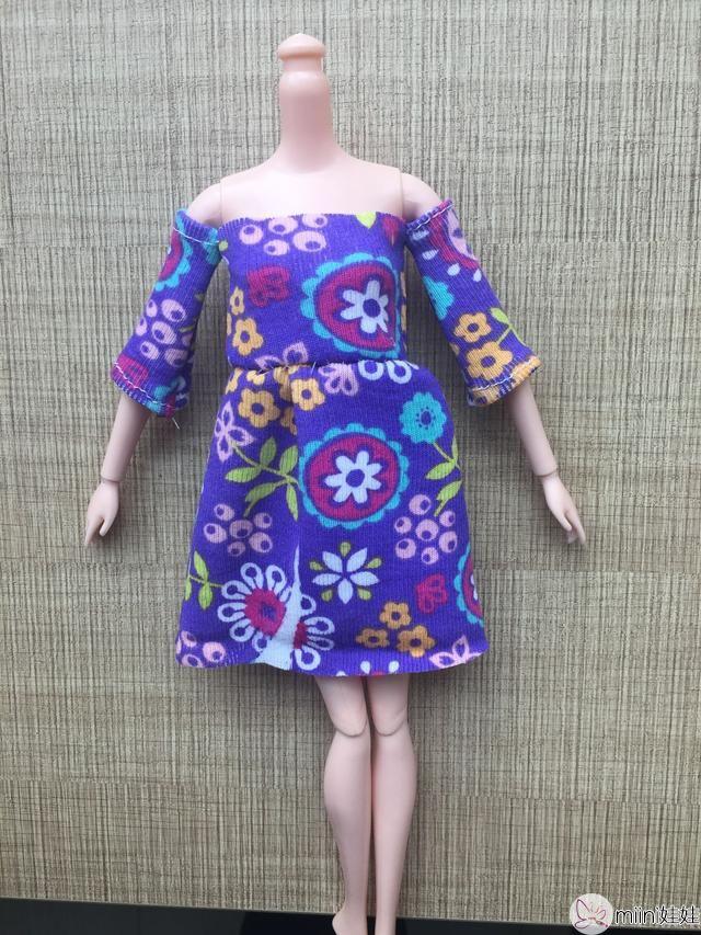 芭比娃娃裙子