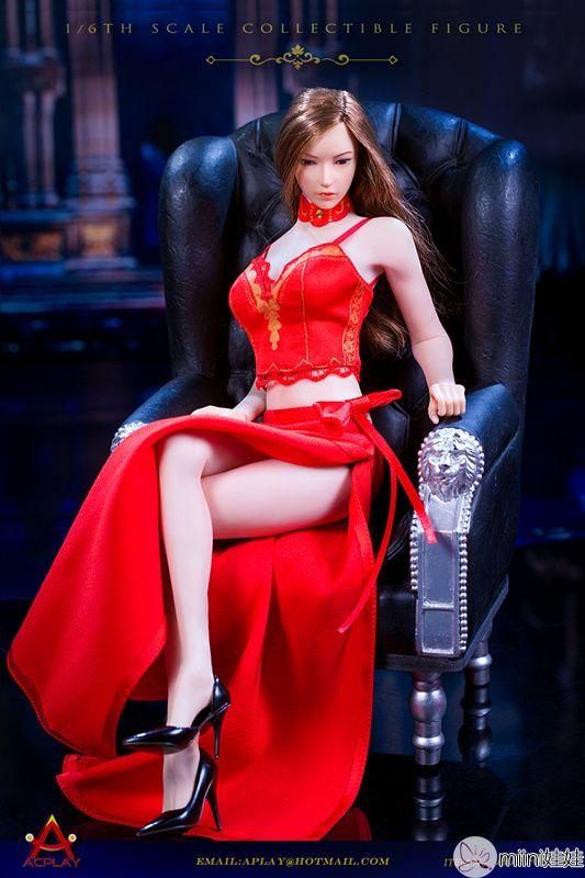 兵人娃娃女王风