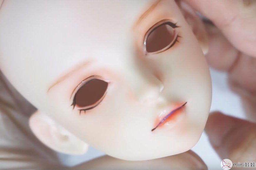 bjd化妆