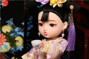 中国国内有多少种玩偶娃娃,你都知道吗?娃圈科普