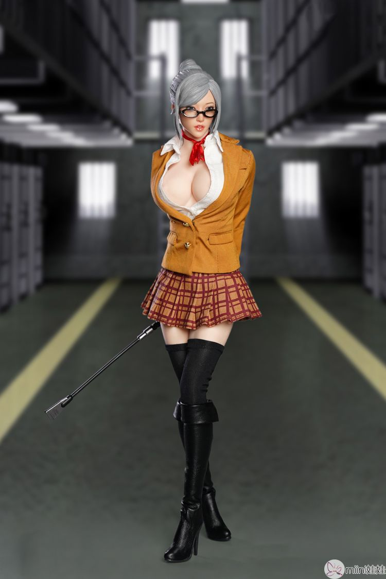 6分兵人娃娃,监狱学园,爆乳御姐