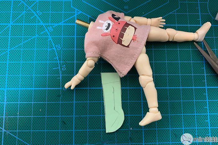 OB11娃娃