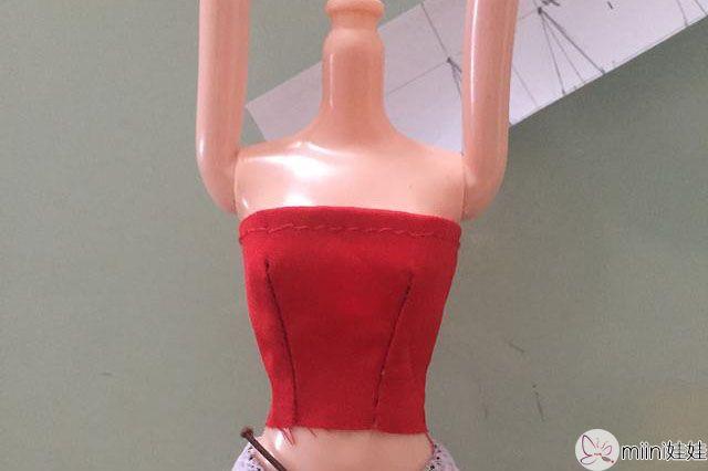 芭比娃娃礼服
