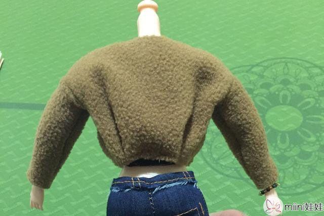 芭比娃娃外套